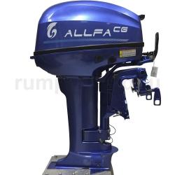 Лодочный мотор ALLFA CG T9.9 Blue