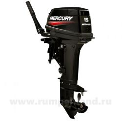Лодочный мотор Mercury ME 15 M 294CC