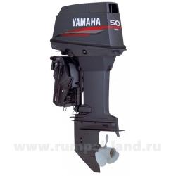 Лодочный мотор Yamaha 50 HETOL 2-тактный