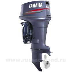 Лодочный мотор Yamaha 55 BETL 2-тактный