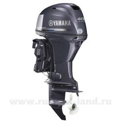 Лодочный мотор Yamaha F 40 FEDS 4-тактный