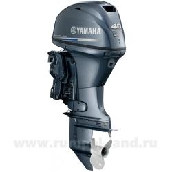 Лодочный мотор Yamaha F 40 FETS 4-тактный