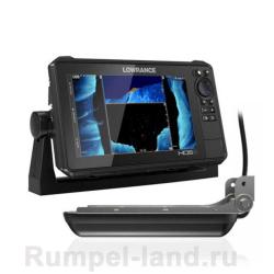 Эхолот Lowrance HDS 9 LIVE с датчиком Active Imaging 3-in-1