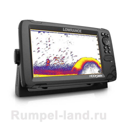 Lowrance HOOK Reveal 9 Tripleshot Row