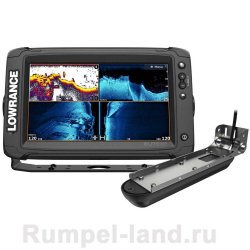 Эхолот Lowrance Elite-9Ti with Active Imaging 3-in-1 (ROW)
