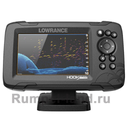 Эхолот Lowrance Hook Reveal 5 83/200 HDI ROW