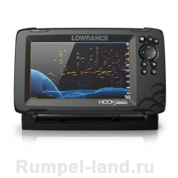 Эхолот Lowrance Hook Reveal 7 Tripleshot ROW