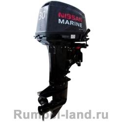 Лодочный мотор NS Marine NS 30HEP 1