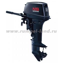 Лодочный мотор NS Marine NM 15 D2 S