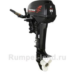 Лодочный мотор Golfstream Т 9.9 ВМS USB