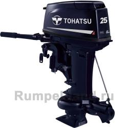 Лодочный мотор Tohatsu M25H JET