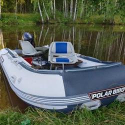 Рама для поворотного кресла в лодку