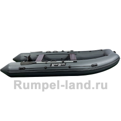 Лодка Ривер Боатс (RiverBoats) 490 Киль