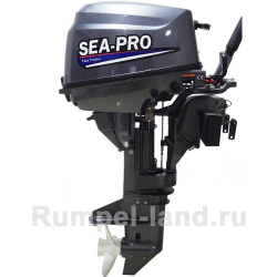 Лодочный мотор Sea-Pro F 9.8 S