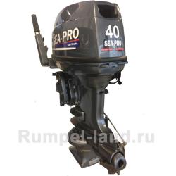 Лодочный мотор Sea-Pro T 40SJ водомет