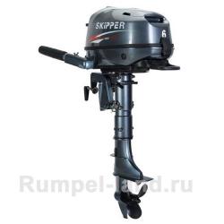 Лодочный мотор Шкипер (Skipper) 6 HP 4-тактный