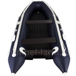 Лодка Солар (Solar) 380 Jet тоннель