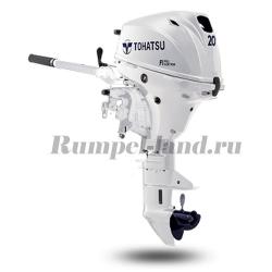 Лодочный мотор Tohatsu MFS 20 EW S