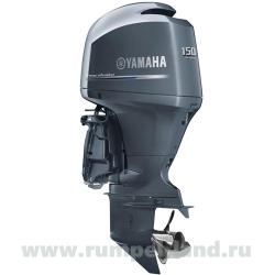 Лодочный мотор Yamaha F 150 DETL 4-тактный