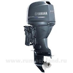 Лодочный мотор Yamaha F 60 FETL 4-тактный