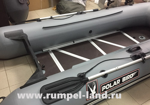 Лодка Polar Bird 300S (Seagull) Чайка