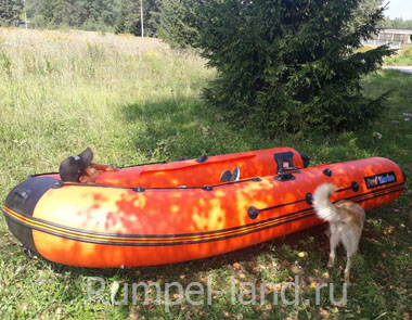 Лодка ProfMarine PM 370 Air